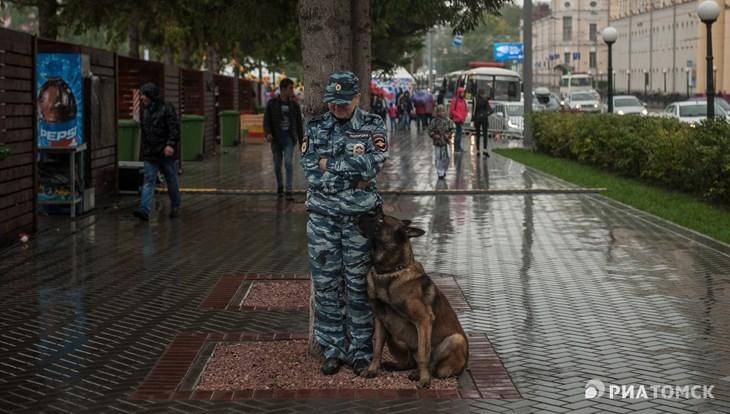 Ливень и сильный ветер ожидаются в Томске в среду